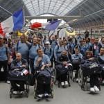 4.200 sportifs pour les jeux paralympliques de Londres