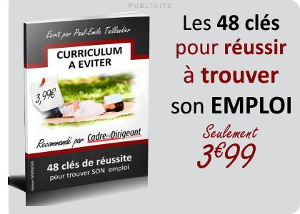 Ebook Curriculum à éviter