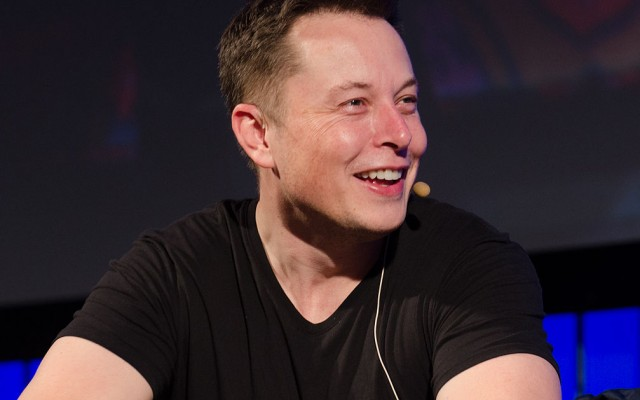Elon Musk  par Heisenberg Media - Flickr