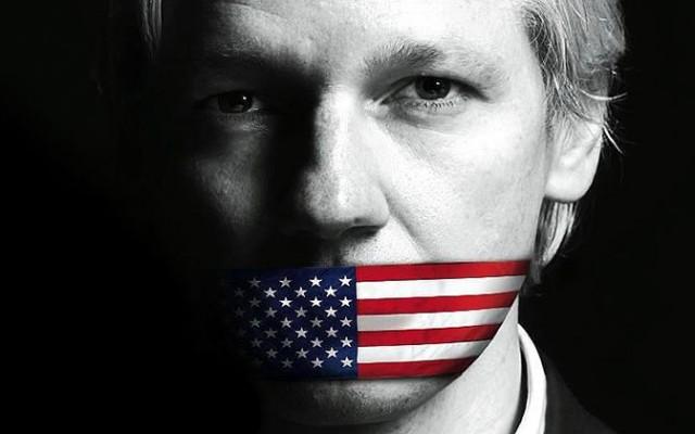 Julian Assange Wikileaks crédit  mrmondialisation.org